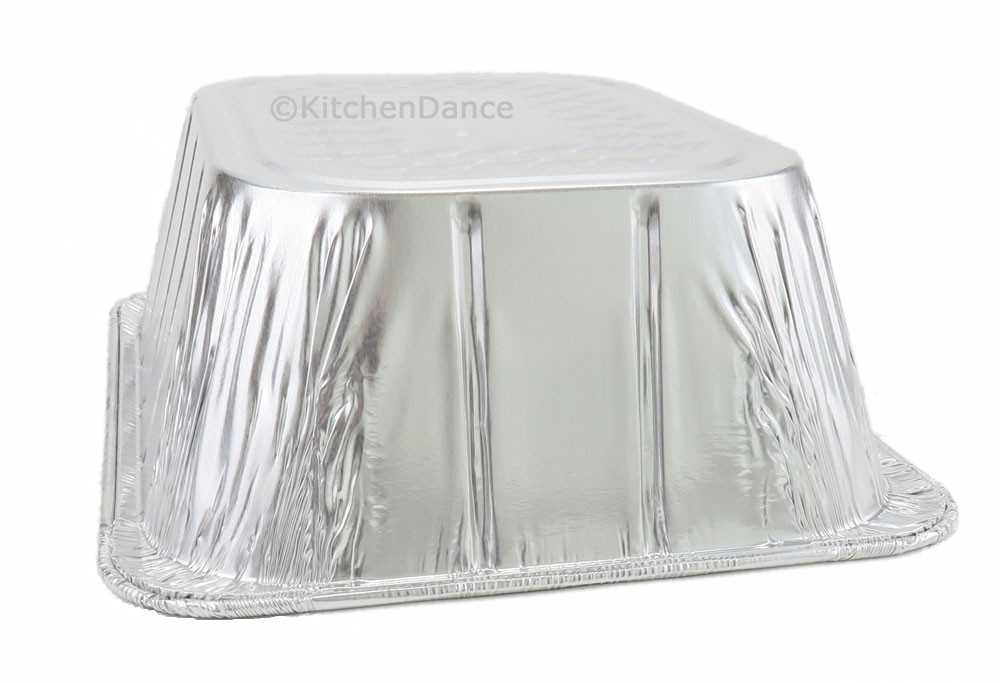 Disposable Half-Size Steam Table Foil Pan - Extra Deep