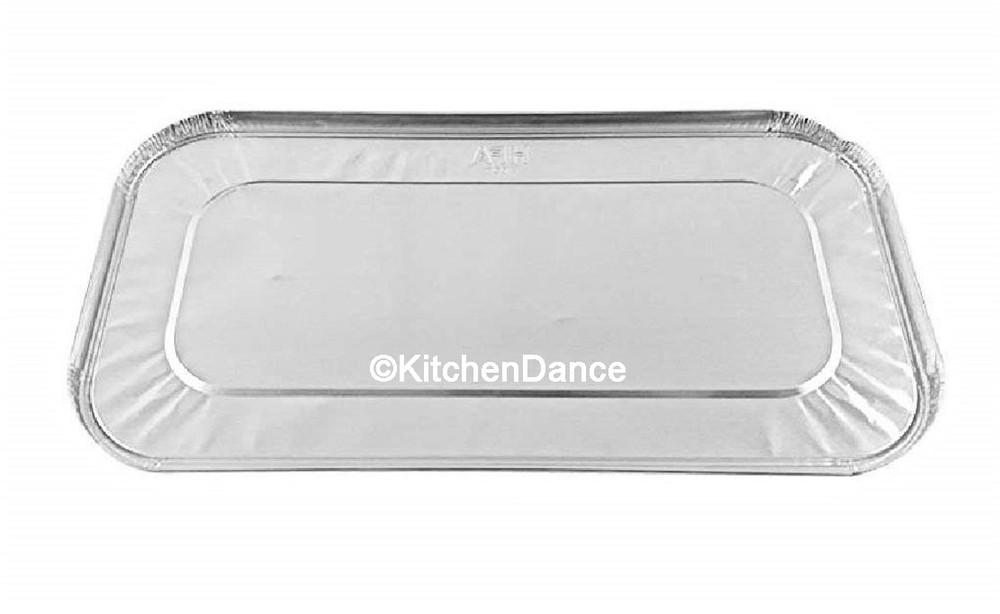 5 lb. loaf pan, 5 pound loaf pan, 1/3 size steam table pan, baking pan