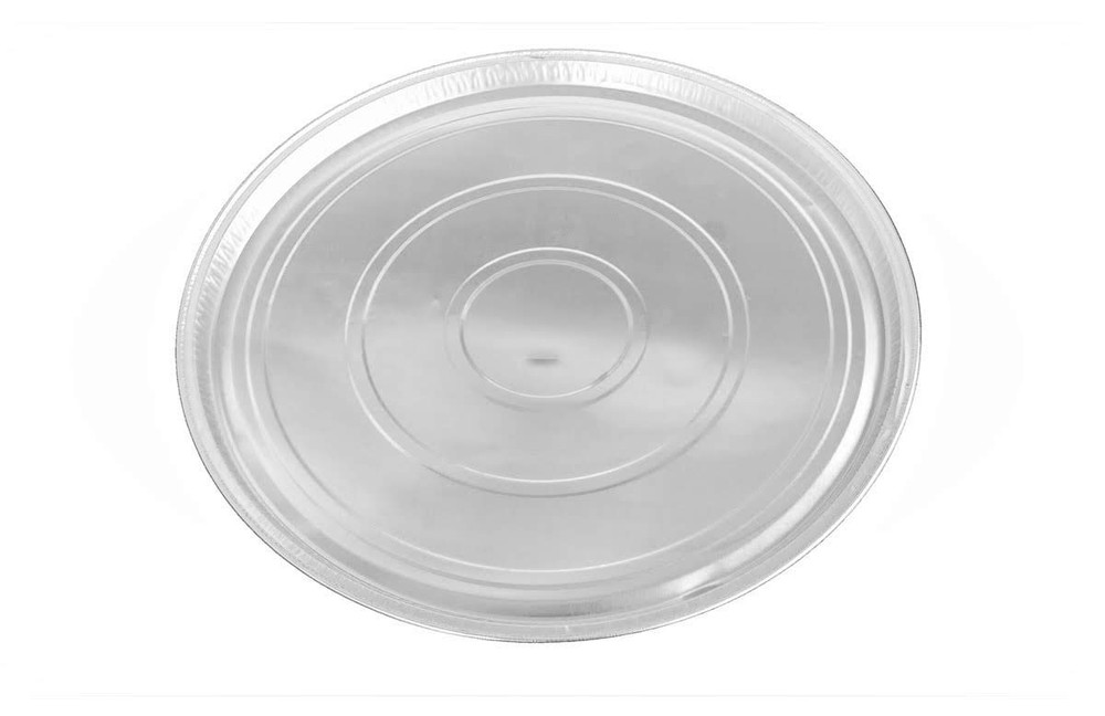 "Disposable Aluminum Foil 12"" Pizza Pan   #C81"