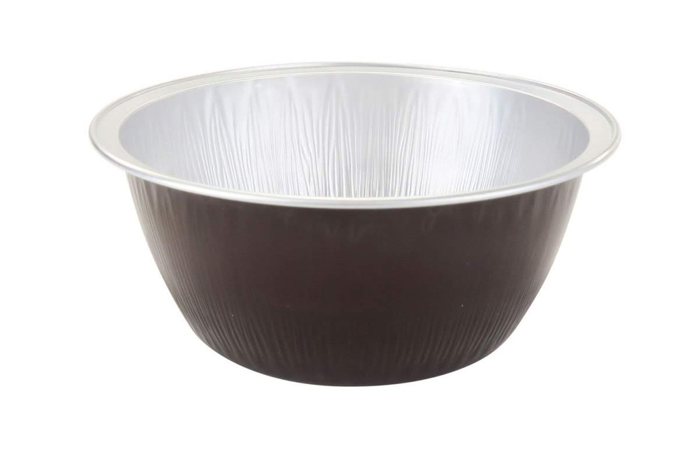 disposable aluminum foil 4 ounce ramekins, individual serving size dessert cup, baking pans