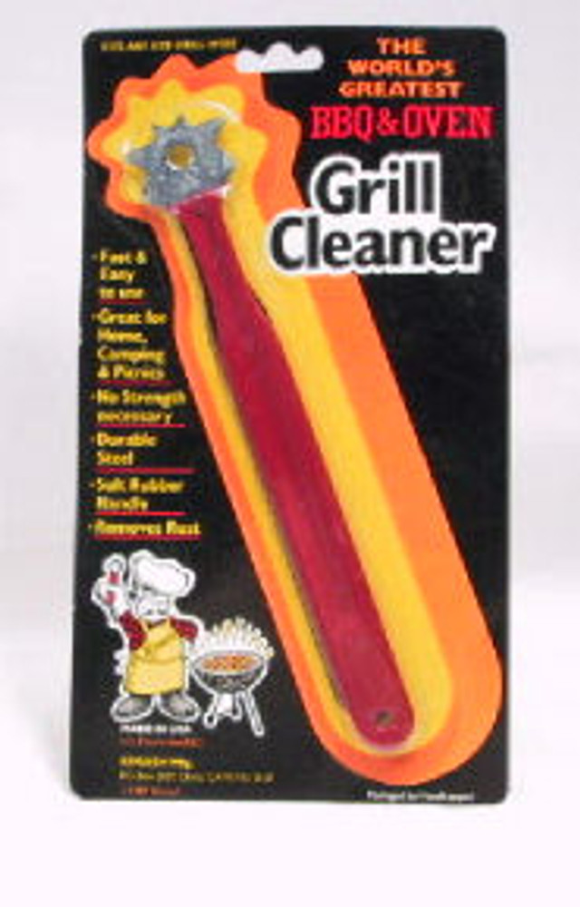 BBQ Grill Cleaner