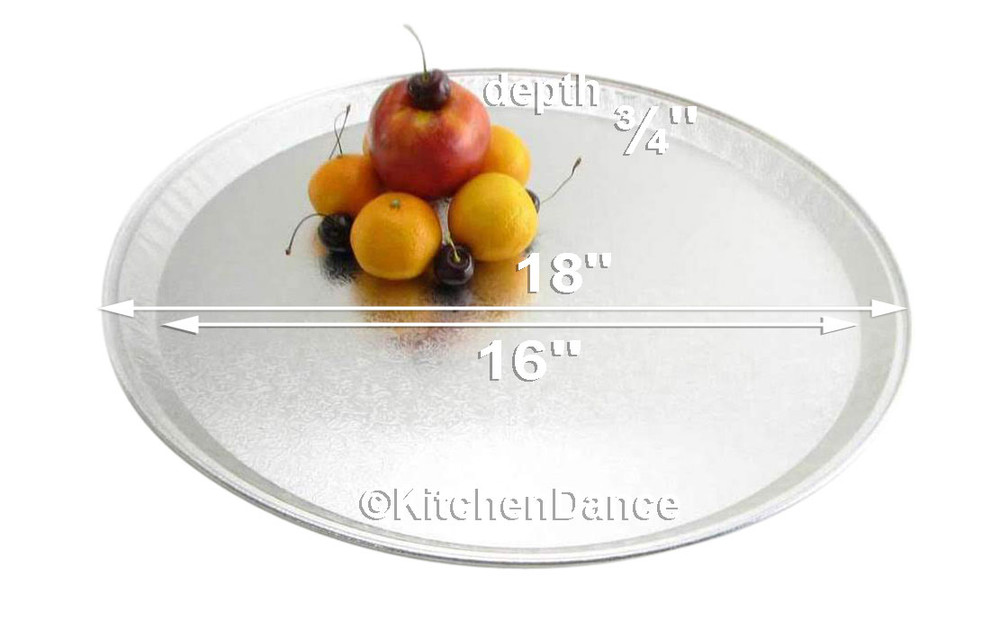 """disposable aluminum foil 18"""" catering tray, food serving tray"""