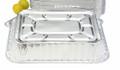 Disposable Large Rectangular Disposable Roasting Aluminum Foil Pan