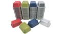Mini Loaf Pan- 6 ounce size in Colored Foil   #4004NL