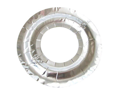 disposable aluminum foil bibs for gas stoves