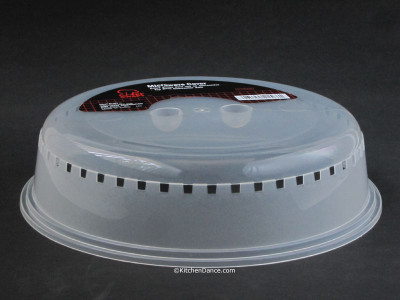 Plastic Microwave Cover