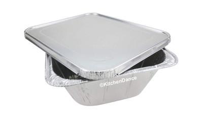disposable aluminum foil Half-size Steam Table Baking Pan - Extra Deep