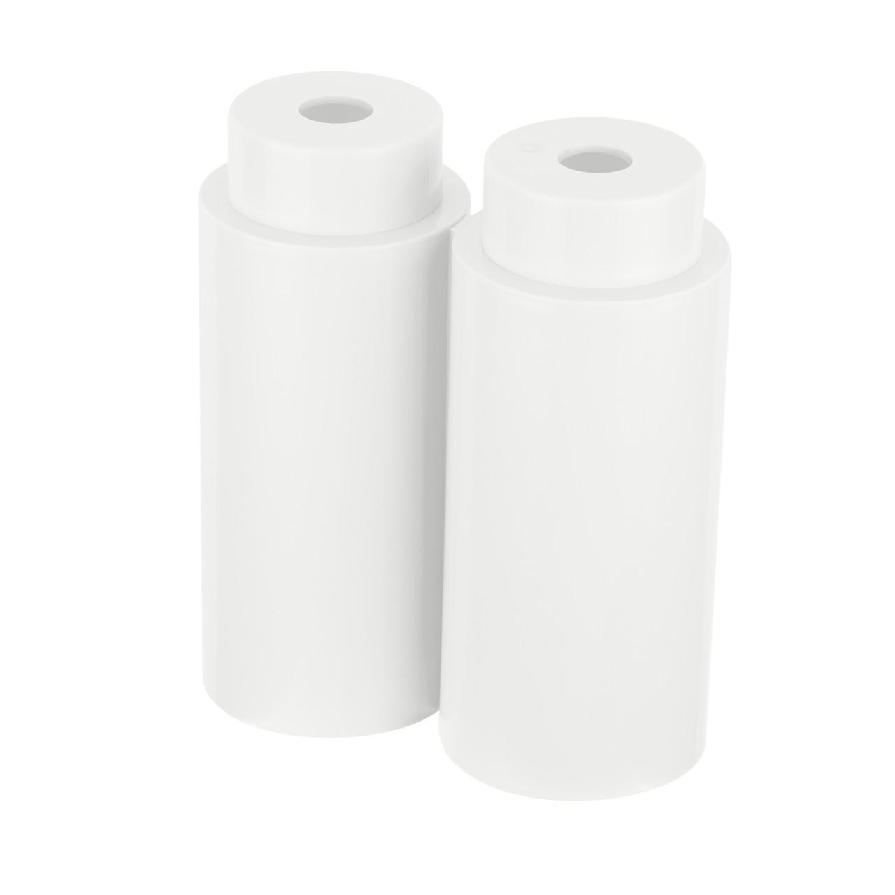 The white double tube EverCurve
