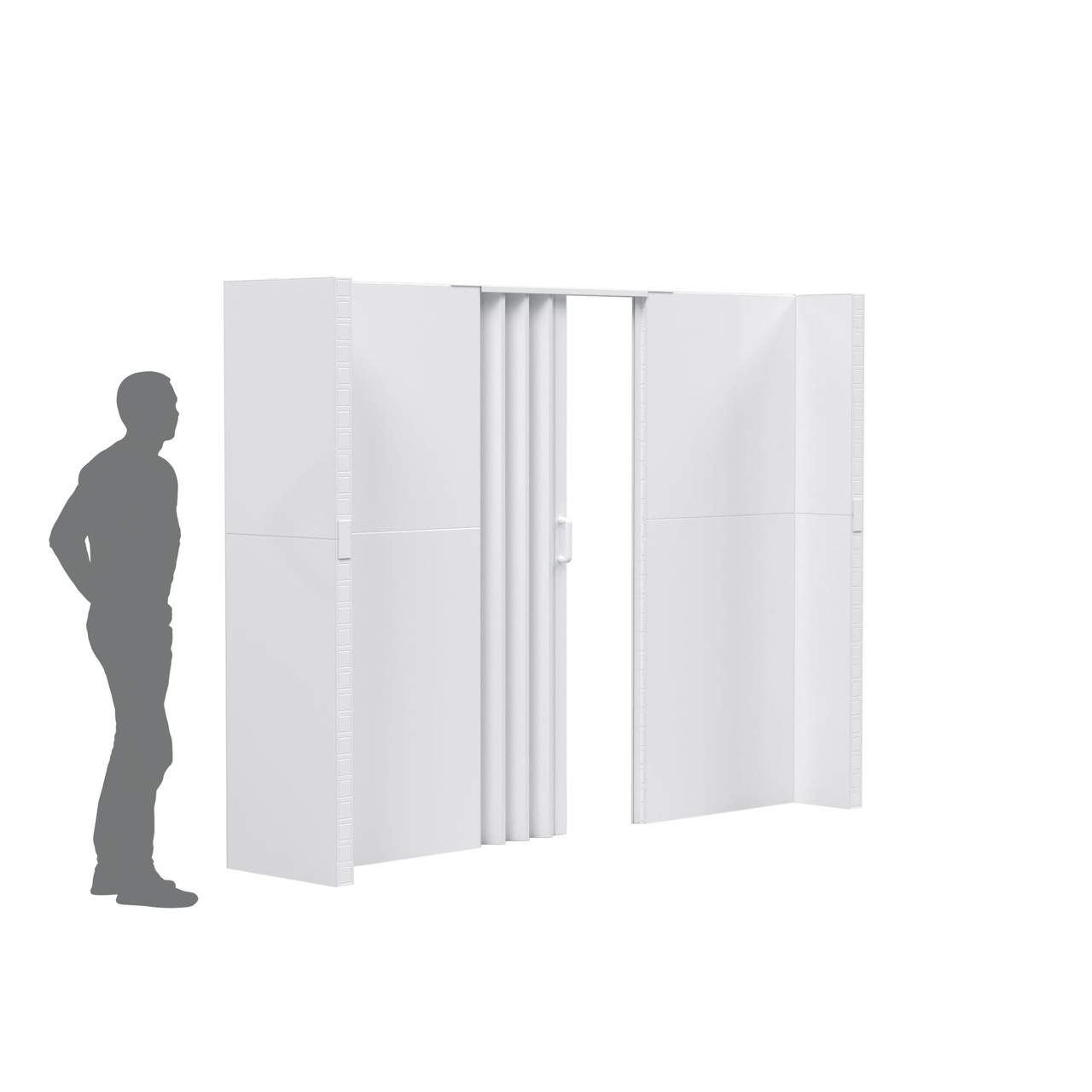 The EverPanel Wall Kit With Door