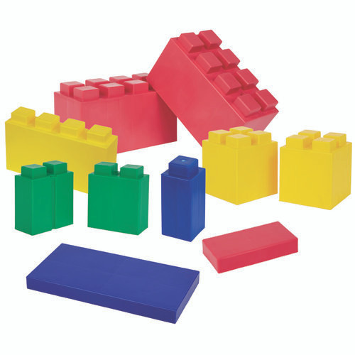 Kids Play Pack - 50 Mixed Blocks