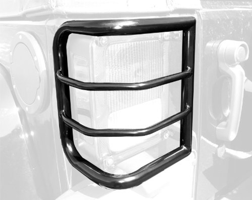 Tail Light Guards For Jeep Wrangler JK 2006-2018