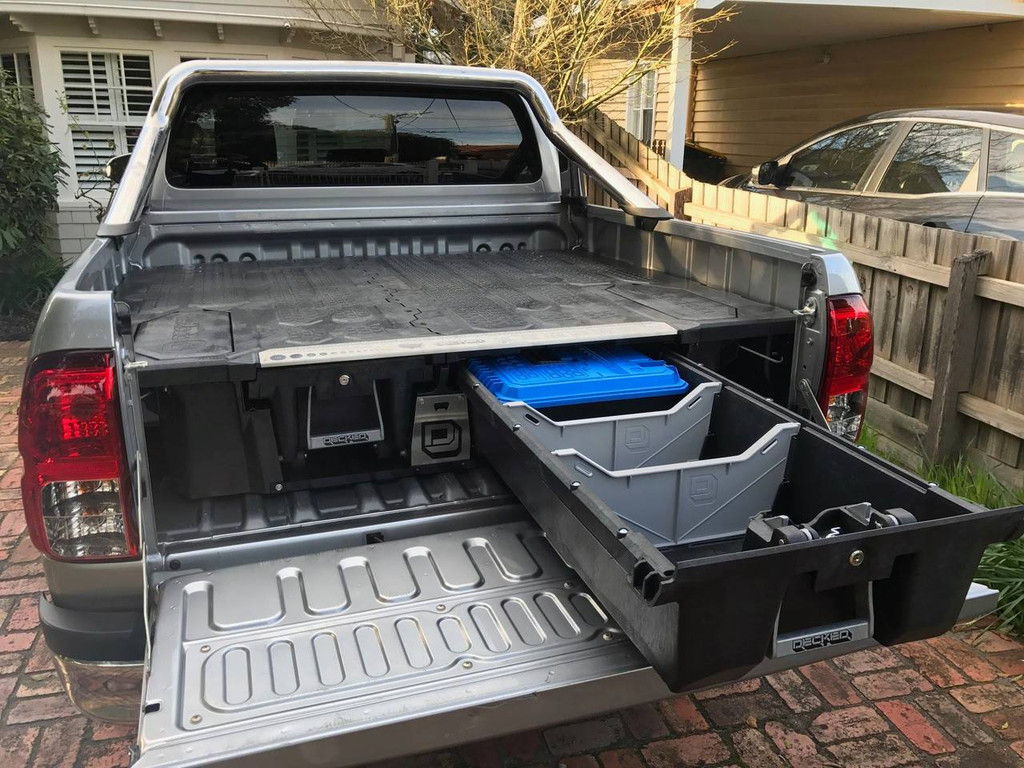 Decked Drawer System For Mazda BT-50 2012-2020