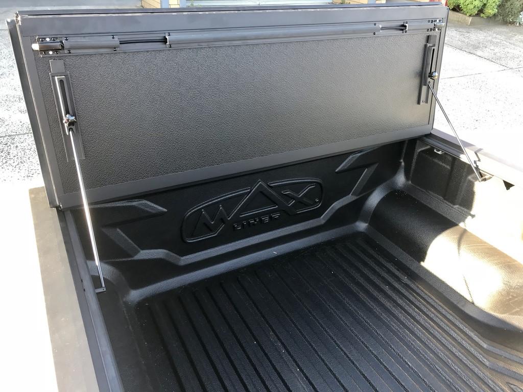 Quad-Fold Hard Lid Tonneau Cover for Isuzu D-Max 2012-2019
