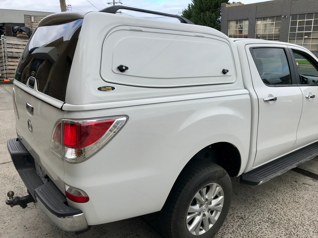Steel Tradesman Canopy For Mazda BT-50 2012-2020