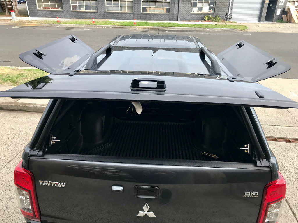 Full Option Canopy For Mitsubishi Triton MR 2019+