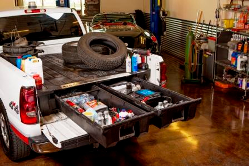 Decked Drawer System For DODGE RAM