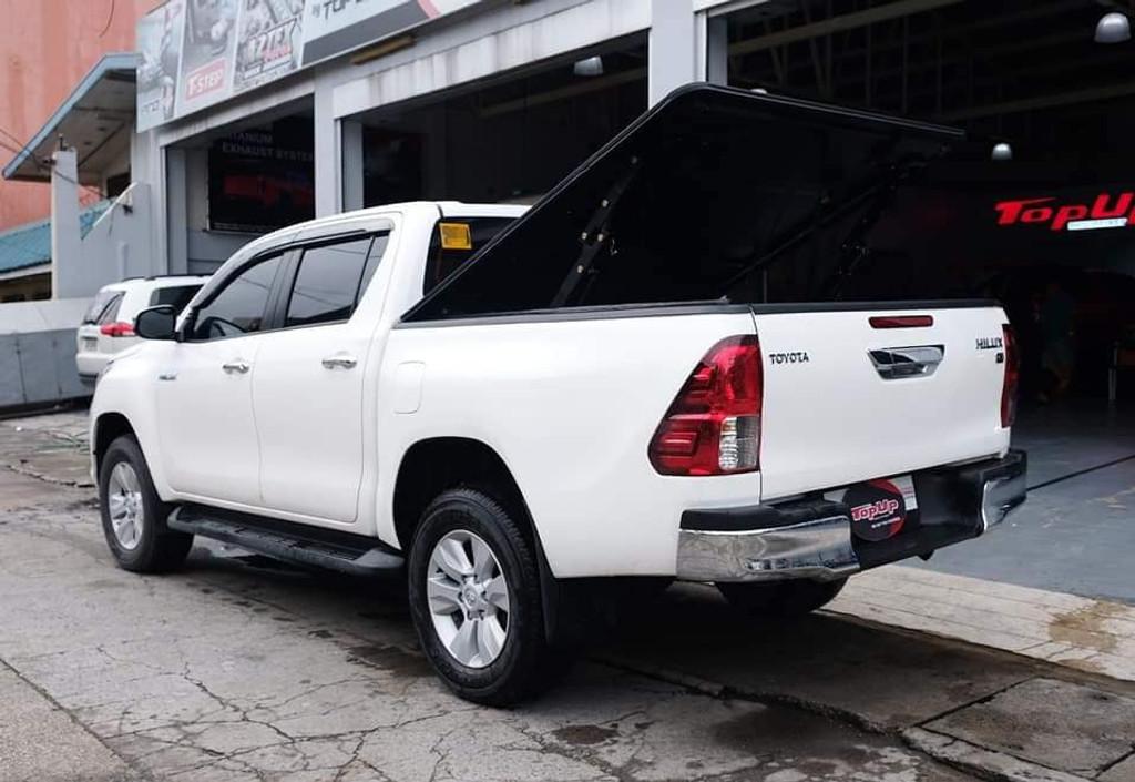 TopFlip Ute Lid For Toyota Hilux SR5 2015-2019