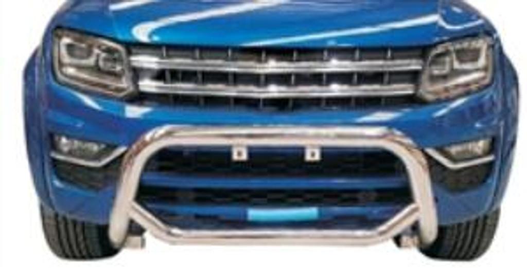 Sensor Compatible Nudge Bar For Volkswagen Amarok 2017-2020