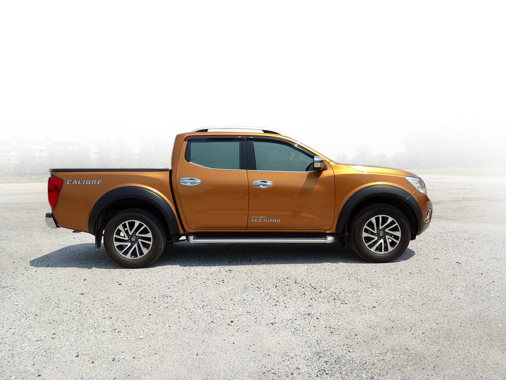Textured Fender Flares For Nissan Navara NP300 D23 Double Cab Ute 2015-2020