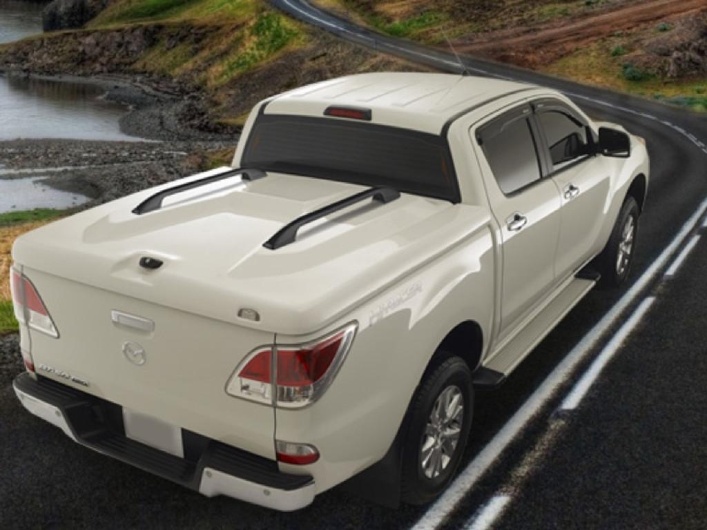 1 Piece Hard Lid For Mazda BT-50 2012-2020