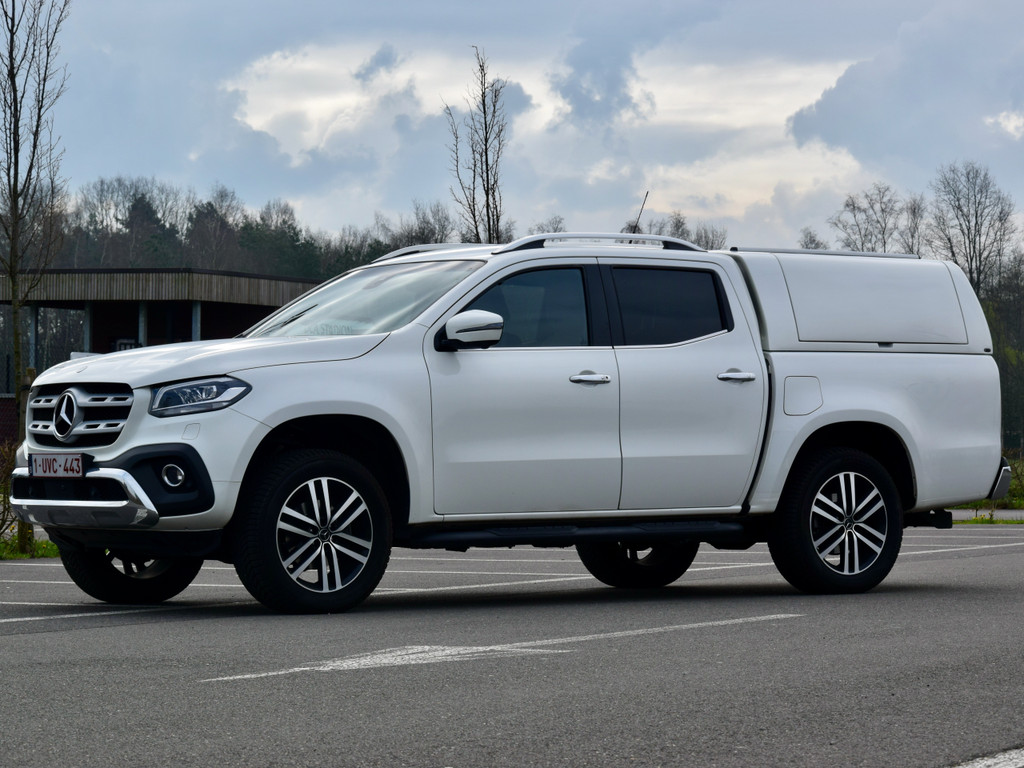 FORCE PRO PLUS Canopy For Mercedes-Benz X-Class 2017+