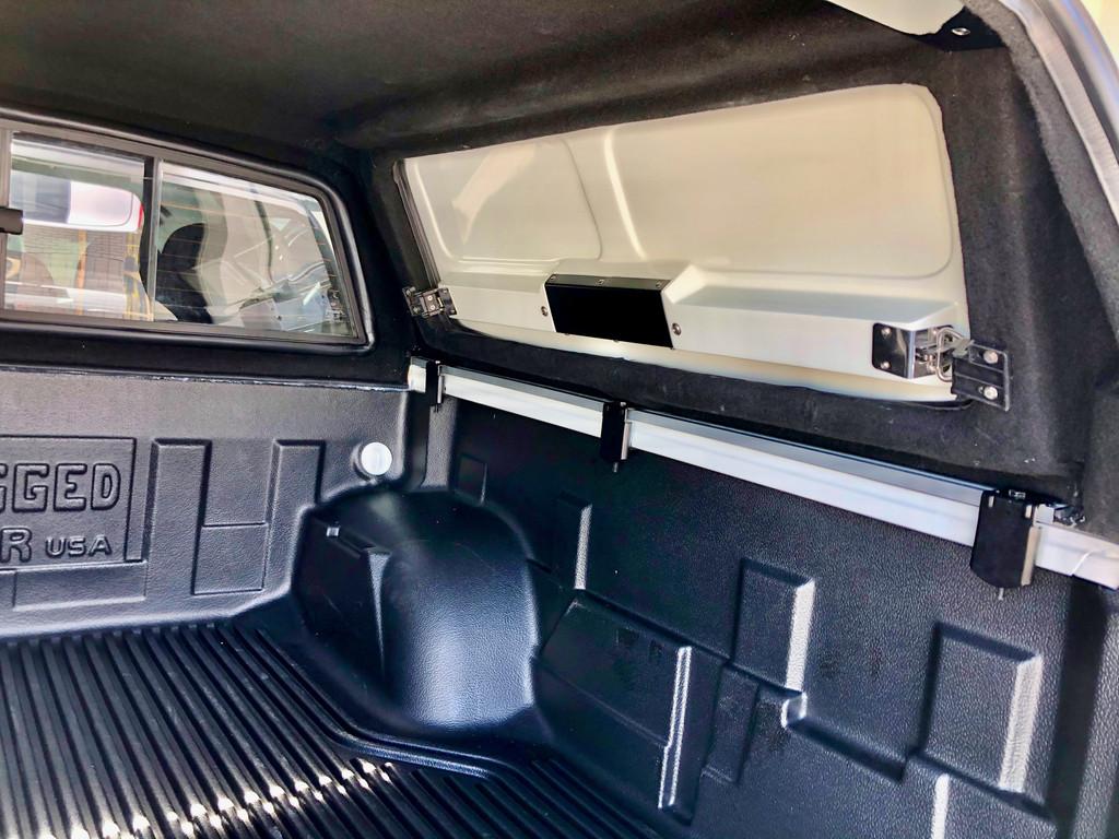 FORCE PRO PLUS Canopy For Mitsubishi Triton MR 2018+