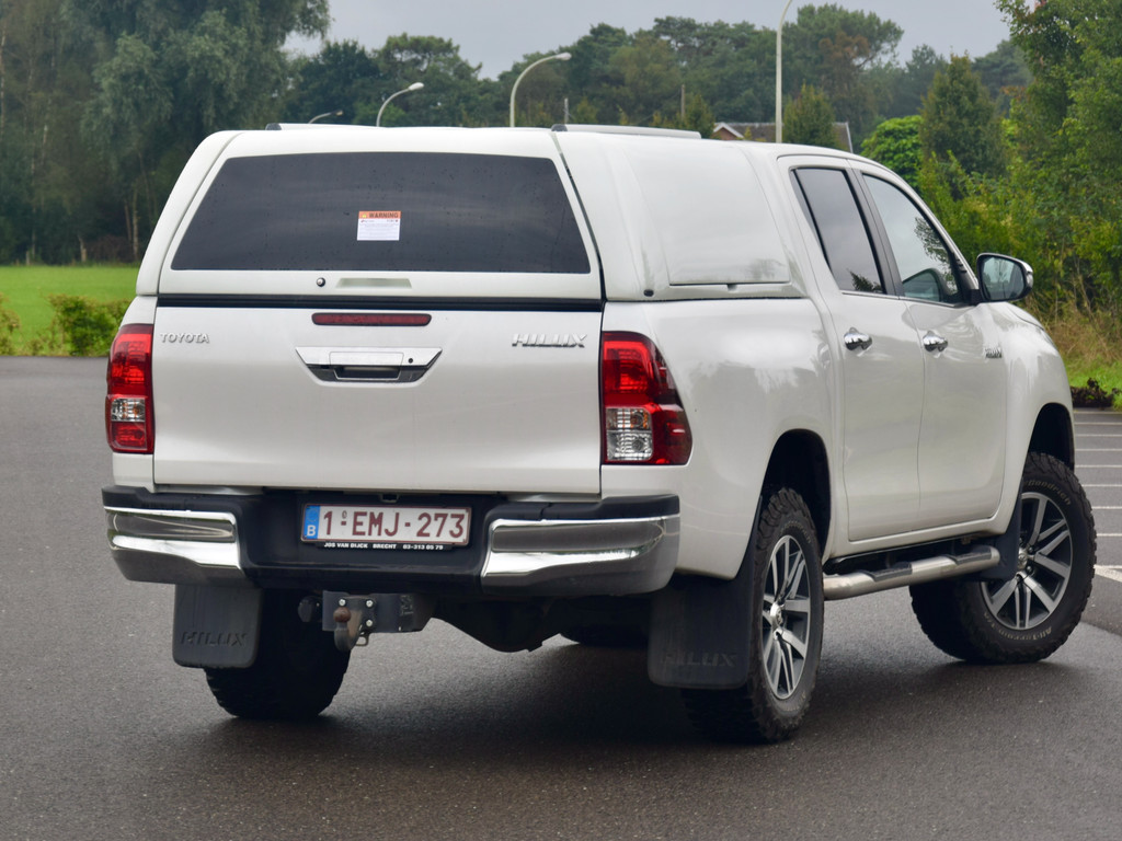 FORCE PRO PLUS Canopy For Toyota Hilux SR5 2015-2020