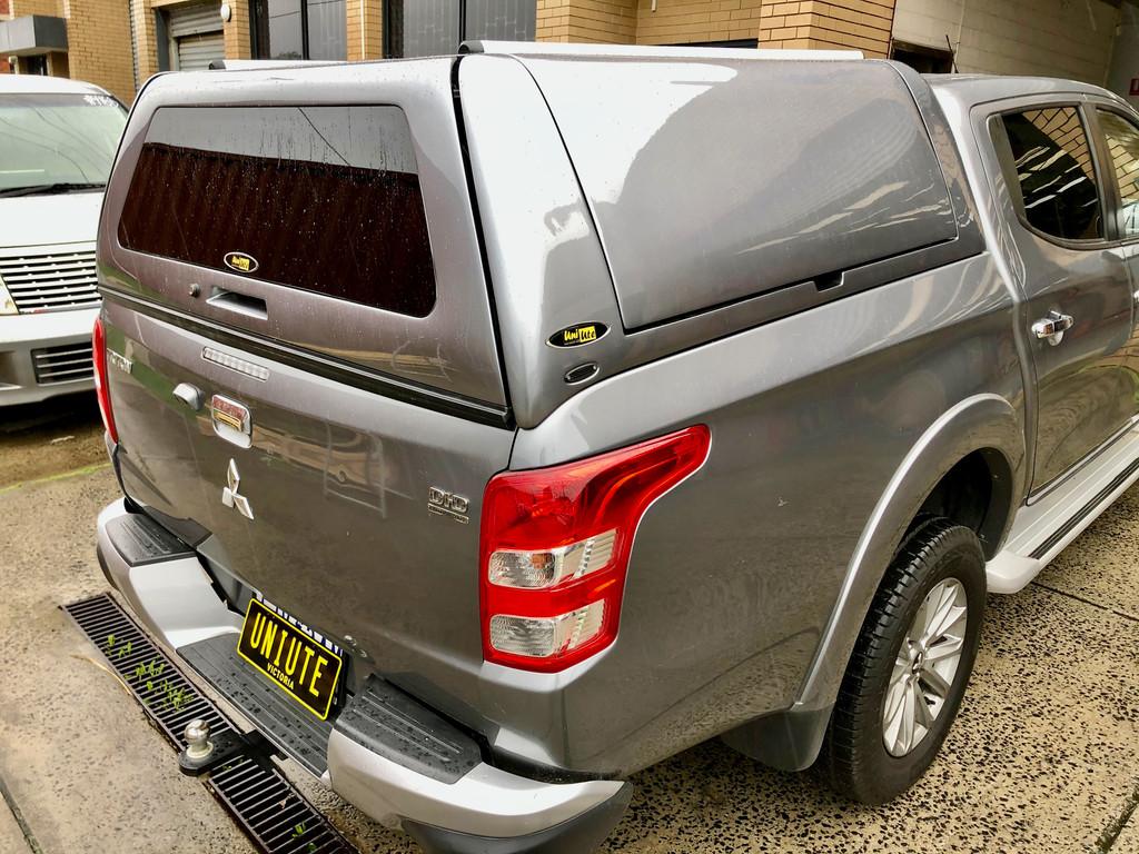 FORCE PRO PLUS Canopy For Mitsubishi Triton MQ 2015-2018