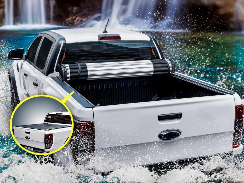 HR REVOLVER Hard Rolling Cover for Ford Ranger 2012-2021