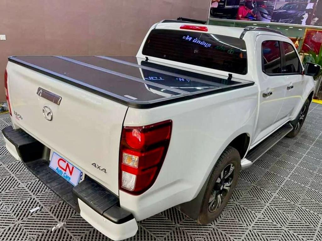 Tri-Fold Hard Lid Tonneau Cover for NEW Mazda BT-50 2020+