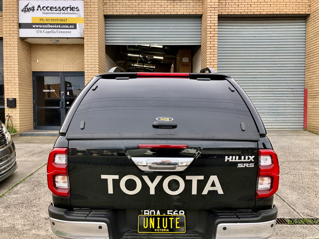 SPORT Canopy For Toyota Hilux SR5 2015-2021