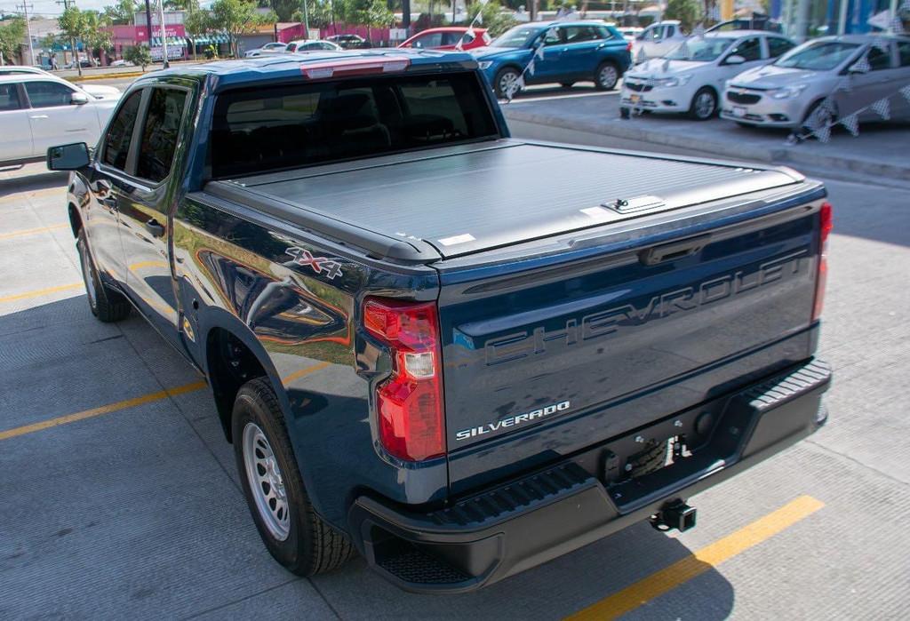Gen2 Black Roller Lid Shutter For Chevrolet Silverado 2500 2014-2021