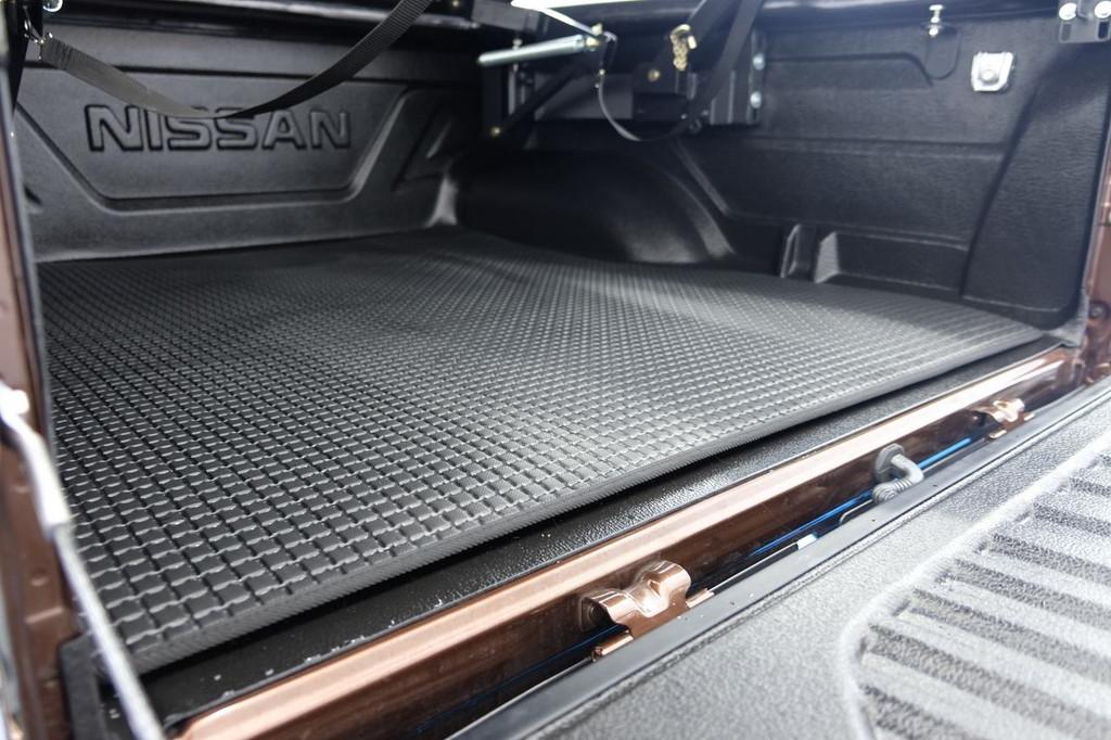 Tub Mat For Nissan Navara NP300 D23 2015-2020