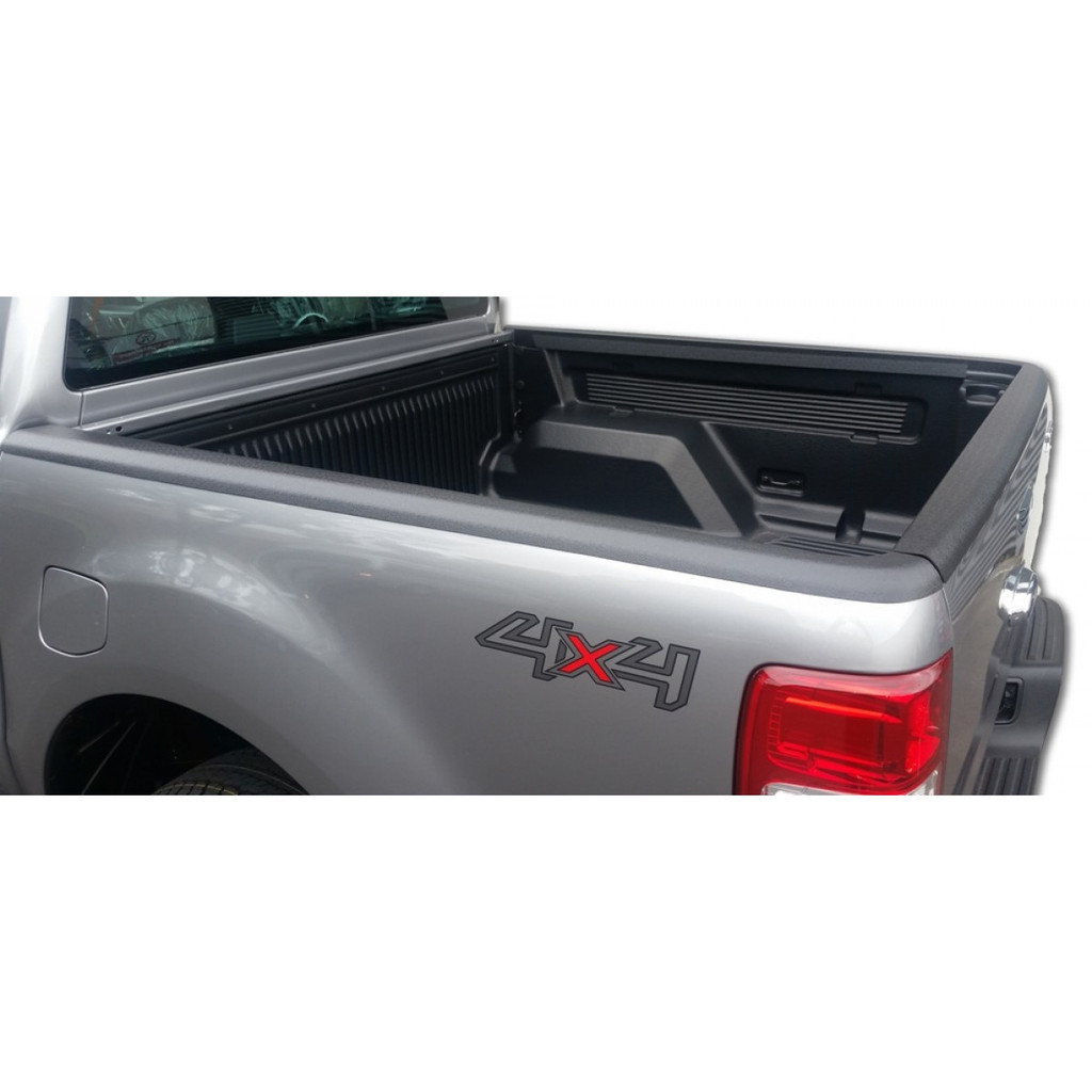 RAIL GUARD CAP PROTECTOR COVER FOR FORD RANGER 2012-2020