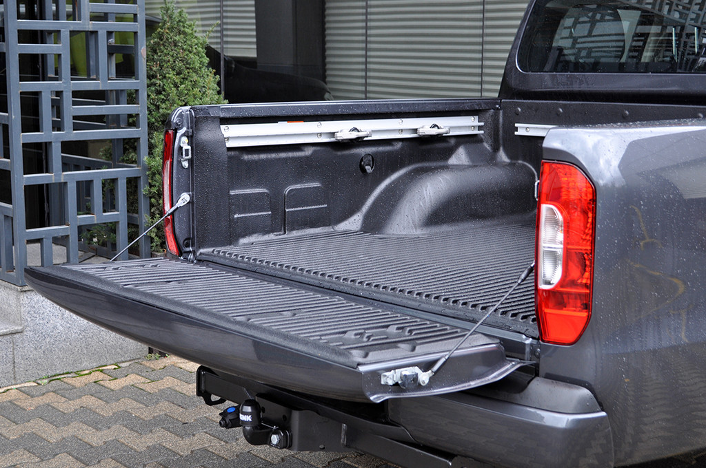 Tub Liner For Mercedes-Benz X-Class Double Cab 2017-2019