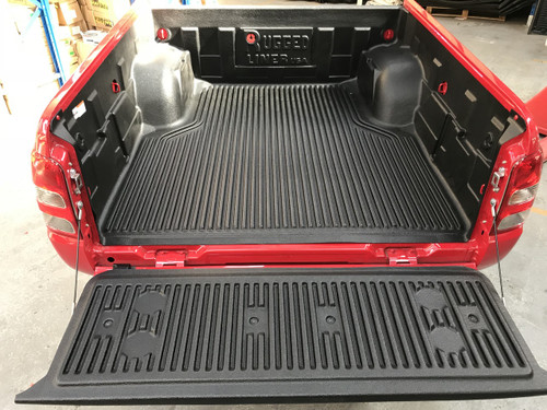 Tub Liner For Mitsubishi Triton MQ Double Cab 2015-2018