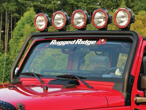 Light Bar For Jeep Wrangler JK 2006-2018