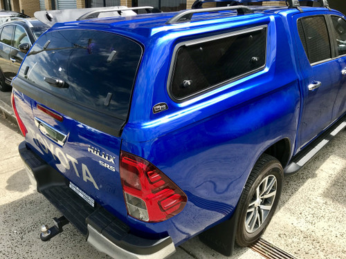 Full Option Canopy For Toyota Hilux SR5 2015-2020