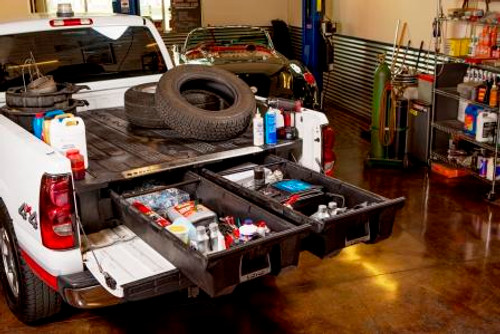 Decked drawer System For Holden Colorado 2012-2020