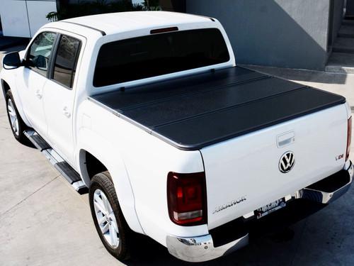 Tri-Fold Hard Lid Tonneau Cover for Volkswagen Amarok 2010-2020