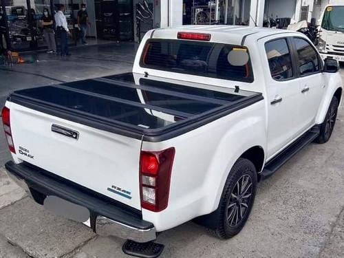 Tri-Fold Hard Lid Tonneau Cover for Holden Colorado RG 2012-2020
