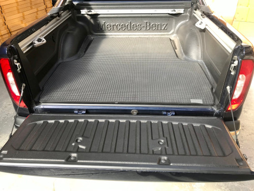 Tub Mat For Mercedes-Benz X-Class 2017+
