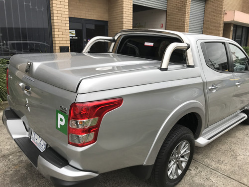3 Piece Hard Lid For Mitsubishi Triton MQ 2015-2018