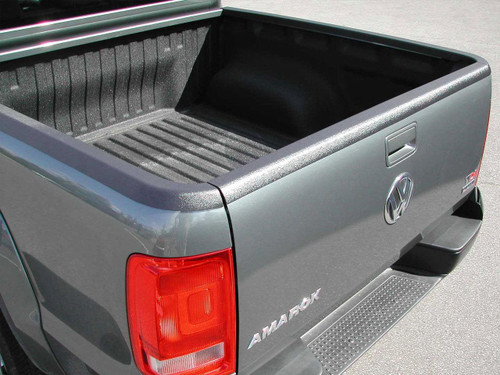 TAILGATE RAIL GUARD CAP PROTECTOR COVER FOR VOLKSWAGEN AMAROK 2010-2020