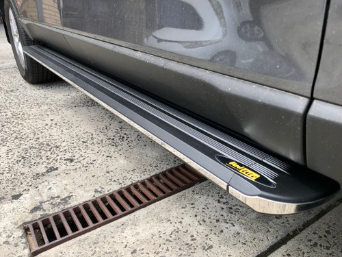 ELEGANCE STYLE RUNNING BOARDS / SIDE STEPS FOR SSANGYONG MUSSO 2018+