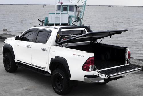 1 Piece Aluminium Lid For Toyota Hilux SR5 2015-2020