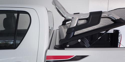 1 Piece Aluminium Lid For Mazda BT-50 2012-2020