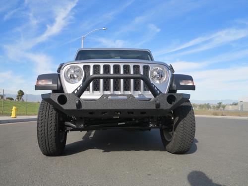 Bull Bar For Jeep Wrangler JL & JK 2006-2020