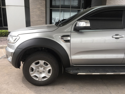 Textured Fender Flares For Ford Ranger PX2 PX3 2015-2020
