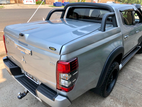 3 Piece Hard Lid For Mitsubishi Triton MR 2019-current